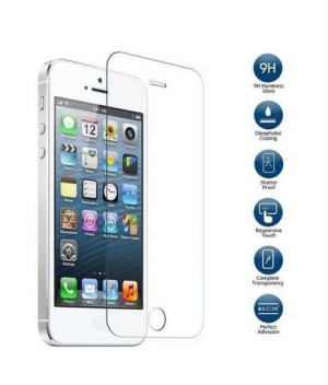 Harga temperglass anti gores kaca tempered glass iphone 5 5s | HARGALOKA.COM
