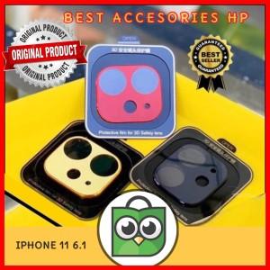 Harga iphone 11 6 1 totu ring pelindung lens camera tempered glass   HARGALOKA.COM