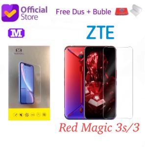 Harga maxfeel tempered glass zte nubia red magic 3s 3 premium glass | HARGALOKA.COM