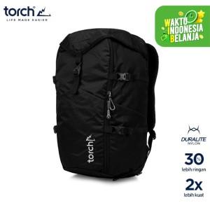 Harga torch tas ransel travel backpack kiyose 35 l   midnight | HARGALOKA.COM