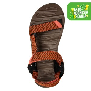 Harga sandal gunung pria pesagi arei outdoorgear   cokelat | HARGALOKA.COM
