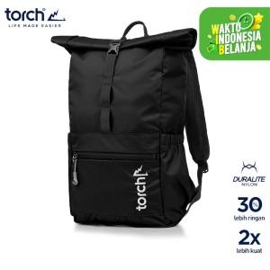 Harga torch tas lipat kashiwa foldable bag 19 2 liter caviar | HARGALOKA.COM
