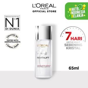 Harga l 39 oreal paris revitalift crystal micro essence skin care   65   HARGALOKA.COM