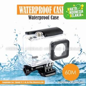Harga waterproof case for xiaomi yi 2 4k 4k plus discovery lite action | HARGALOKA.COM