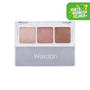 Harga wardah eyexpert eye shadow classic 3 3 | HARGALOKA.COM