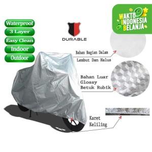 Harga durable rubik cover motor bebek sarung motor matic kecil | HARGALOKA.COM