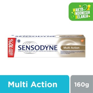 Harga sensodyne pasta gigi sensitif essensial care multi action | HARGALOKA.COM