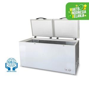 Harga denpoo chest freezer denpoo scf 538     HARGALOKA.COM