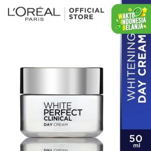 Harga l 39 oreal paris white perfect clinical   cream siang   HARGALOKA.COM