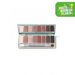 Harga wardah exclusive eyeshadow palette 02 rose glow 10 | HARGALOKA.COM