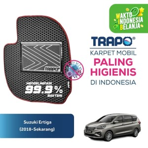 Harga karpet mobil eva premium suzuki ertiga 2018 sekarang trapo   HARGALOKA.COM