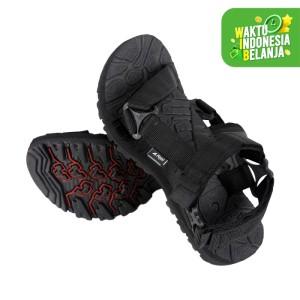 Harga sandal gunung pria navajo arei outdoorgear   hitam | HARGALOKA.COM