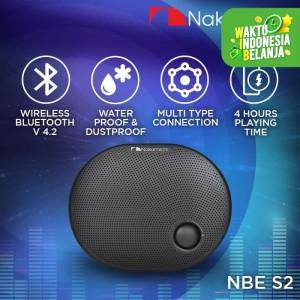 Harga nakamichi nbe s2 speaker portable audio wireless bluetooth | HARGALOKA.COM