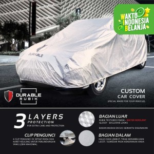 Harga countyman cherry tiggo vw new beetle cover mobil rubik outdoor durable   | HARGALOKA.COM