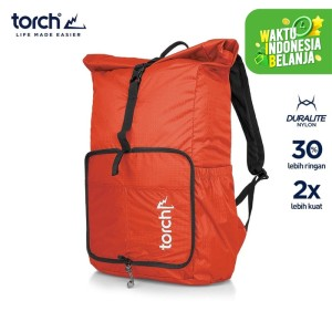 Harga torch tas ransel foldable bag backpack kumano 19 2l | HARGALOKA.COM
