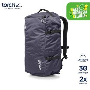 Harga torch tas ransel travel backpack saitama 40l steel | HARGALOKA.COM