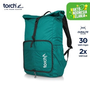 Harga torch tas ransel foldable bag backpack kumano 19 2l lake | HARGALOKA.COM