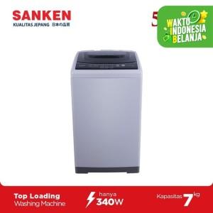 Harga sanken mesin cuci top loading 7 kg | HARGALOKA.COM