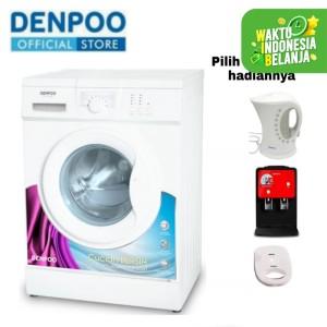 Harga denpoo mesin cuci front loading dfl 1085g 9 | HARGALOKA.COM