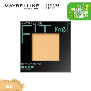 Harga maybelline fit me powder matte poreless make up   classic | HARGALOKA.COM