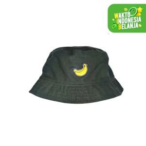 Harga topi bucket hat toucan shirt co untuk pria dan wanita unisex   forest | HARGALOKA.COM
