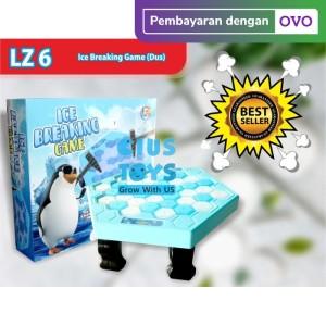 Harga penguin ice breaking game mainan edukasi | HARGALOKA.COM