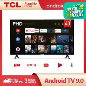 Harga tcl google certified android tv 40 inch  smart full hd led tv   | HARGALOKA.COM