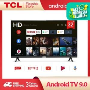 Harga tcl 32 inch android smart led tv hd google ai amp dolby audio 32a3 | HARGALOKA.COM