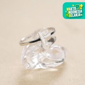 Harga cincin berlian lr9722c   diamond world jewelry   r1 | HARGALOKA.COM
