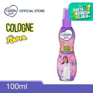 Katalog Cussons Kids Hair Body Cologne Naura Fruity Berries 100ml Katalog.or.id