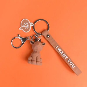 Harga gantungan kunci rusa lucu unik buat mobil motor tas souvenir | HARGALOKA.COM
