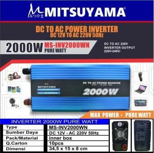 Info Dinamo Generator 2000 Watt Katalog.or.id