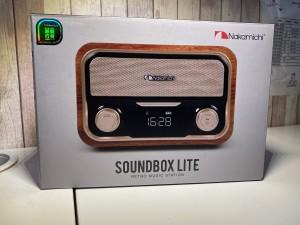 Harga speaker portable audio wireless bluetooth nakamichi soundbox   HARGALOKA.COM