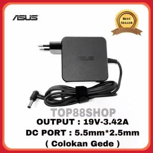 Harga adaptor charger original laptop asus a450 a450l a450la a450lb | HARGALOKA.COM
