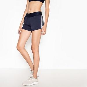 Harga celana pendek adidas cz5675 running women sport id shorts navy   | HARGALOKA.COM