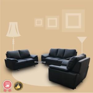 Harga promo sofa boxer full dacron 321 super comfy free ongkir   HARGALOKA.COM