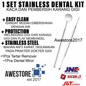 Harga 3pc Alat Pembersih Gigi Plak Dental Instrument Hook Pinset Kaca Sl08 Katalog.or.id