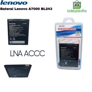 Harga battery lenovo a7000 bl243 | HARGALOKA.COM
