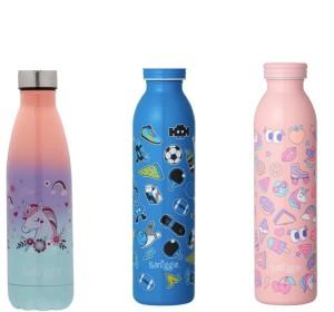 Harga smiggle stainless steel drink bottle   original 100 | HARGALOKA.COM