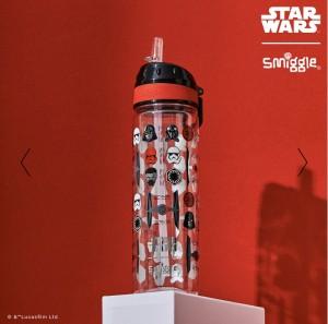 Harga smiggle drink bottle star wars   original 100 | HARGALOKA.COM