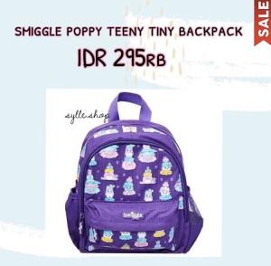 Harga smiggle poppy teeny tiny backpack   tas ransel | HARGALOKA.COM