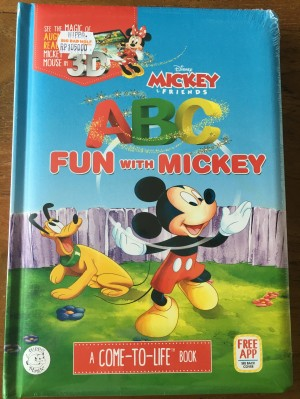 Harga buku import 3d hippo magic seri disney abc fun with mickey amp | HARGALOKA.COM