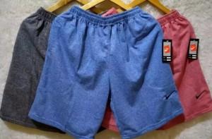 Harga celana pendek pria dan wanita harga grosir bahan tuton adem ukuran | HARGALOKA.COM