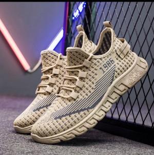 Harga sepatu pria sneakers 008 | HARGALOKA.COM
