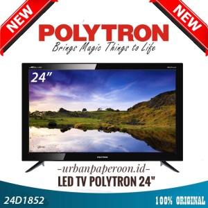 Harga polytron led 24 inch pld | HARGALOKA.COM
