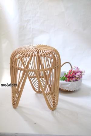 Harga kursi stool rotan aston   | HARGALOKA.COM