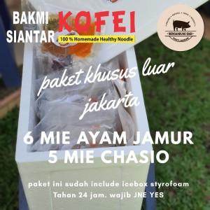 Harga paket 11 porsi bakmi kofei khusus luar jakarta   wajib jne   HARGALOKA.COM