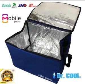Harga tas aluminium go food go send 40x30x30cm pendingin penyimpanan | HARGALOKA.COM