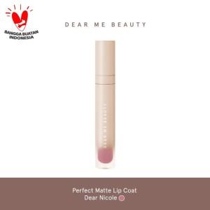 Harga dear me beauty perfect matte lip coat   dear | HARGALOKA.COM