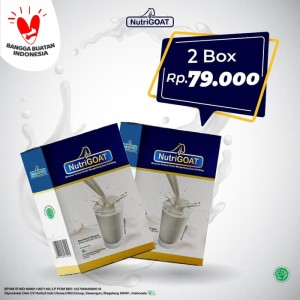Harga harga hemat 2 box susu kambing   HARGALOKA.COM